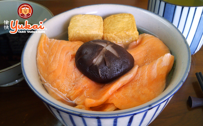 Salmon Quick Shabu